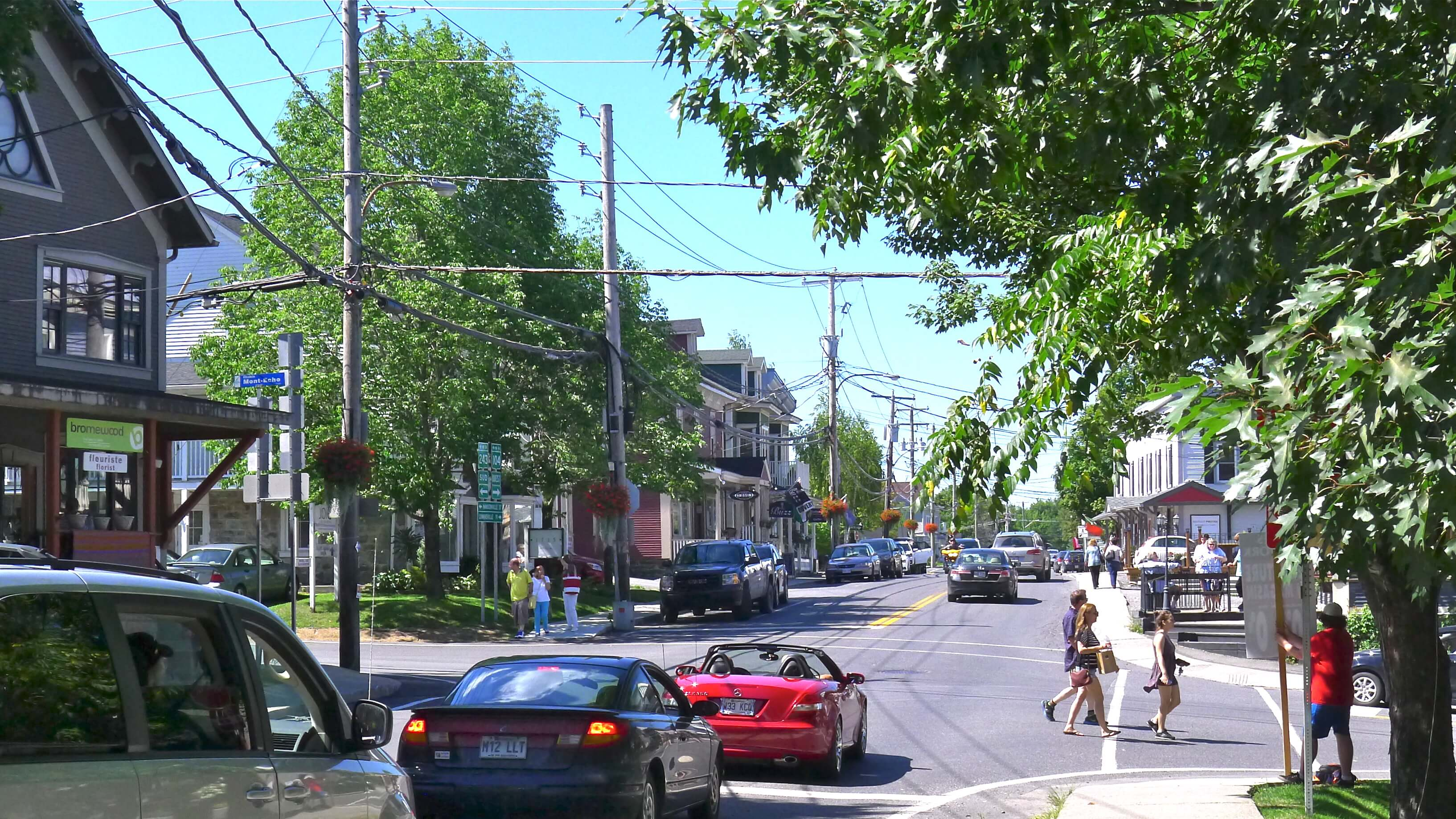 Knowlton Quebec